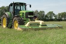 Krone Front Mounted Disc Mower EasyCut F